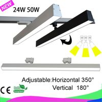 24W 40W 50W LED track linear light