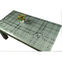 EVA Luxury  Golden Wiredrawing Table Mat