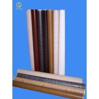 PVC Wood Grain Decorative Sheet,