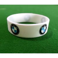 Color fill in wide silicone wristbands for car promote