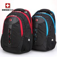 SWISSWIN Army Knife fashion sports men and women shoulder backpack schoolbag backpack thumbnail image