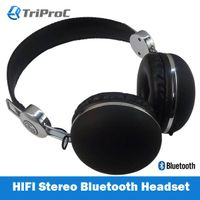 Wireless Headband Hi-Fi Stereo Headset Bluetooth Headphones (BH-M39)