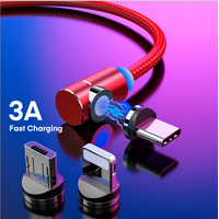 3A fast magnetizing 3 in 1 interface data line thumbnail image