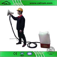 2in1 Drywall sander + dust-extractor sander