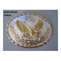 western eagle buckle