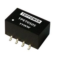 TPET Series/1W Isolated Single Output