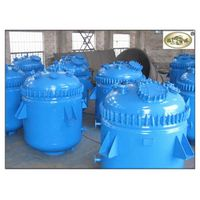 Jacket Heating Glass Lined Chemical Reactor