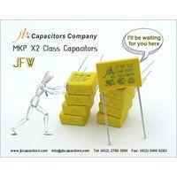 JFW - X2 Metallized Polypropylene Film Capacitor (310VAC) thumbnail image