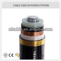 MV cable 11kV 3*120mm steel tape armoured XLPE cable underground cable thumbnail image