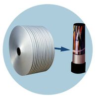 Laminated Aluminum Plastic Tape for Cables