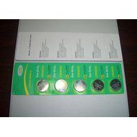 CR2032 lithium button cell
