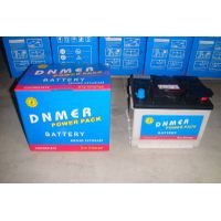 Car battery dry charged 12V 62Ah 56221