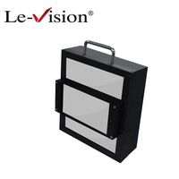Le-Vision New Technology Triple Optical Recycling Polarization 3D System