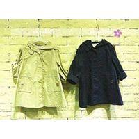 Roll-sleeve hooded Coat for Children thumbnail image