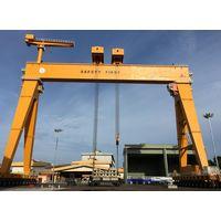 goliath gantry crane shipyard crane mobile crane