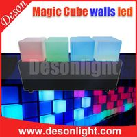 DMX Magic cube dynamic color walls light LD-768 thumbnail image