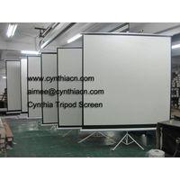 Tripod Projector Screen