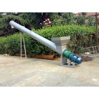 Spiral Conveyors Widely Used For Many Raw Materials