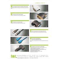 DVI/USB3.0/Displayport Cable thumbnail image