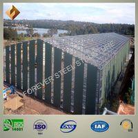 Steel Structure Workshop by Expert Supplier