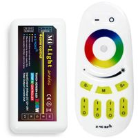 RF 4 Channel LED RGBW Remote Controller