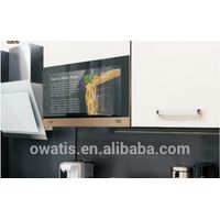 Hot Sale Smart Touch Screen Cabinet Door TV For Kitchen