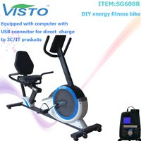 Self-Generation Bike Elliptical Bike Exercise Bike Magnetic Bike Home Bike