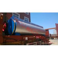 Steam heated vacuum fishmeal rotary disc dryer