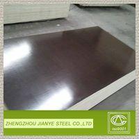 Best price stainless steel sheet plate 201 304 2B BA 8K mirror thumbnail image