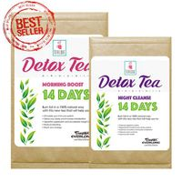 100% Organic Herbal Detox Tea Slimming Tea Weight Loss Tea (14 day program)