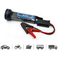 12800mAh/ 16000mAh Car Jump Starter Battery Booster with big torch