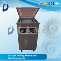 Bread Vacuum Bag Packaging Machine
