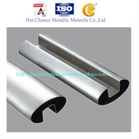 Stainless steel slot tube