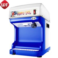 WF-A188 Shaved Ice Crusher Machine for Commercial Use