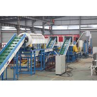 Plastic PE PP film recycling machine/plastic recycling plant/pet bottle washing line thumbnail image