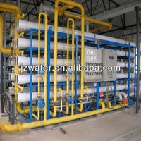 Seawater Desalination Water Treatment Plant for Sale
