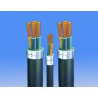 Polyvinyl chloride insulated control cable