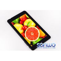 "A13 1.0GHZ tablet pc with Bluetooth and dual camera 7"" LCD tablet pc"