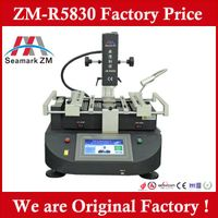 Zhuomao Factory!! low cost BGA soldering station ZM-R5830 for motherboard chipset repair
