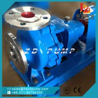 stainless steel corrosion resistant chemical pump acid pump
