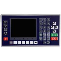 2 axis 3.5 Inch Color LCD CNC controller for lathe mill machine servo plc machining stepper motor co