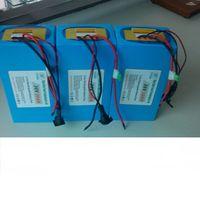 36V E-bike Battery Pack 30AH