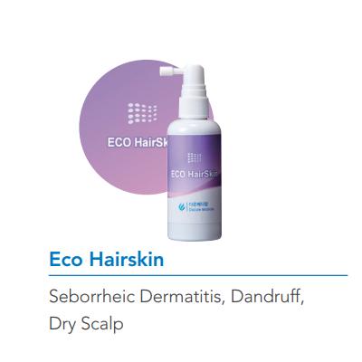 Eco Hairskin Scalp care spray for scalp care