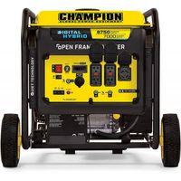 Champion 100520 7000W/8750W Open Frame Hybrid Electric Start thumbnail image