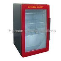 Glass Door Fridge, Glass Door Refrigerator, Bar Cooler