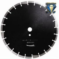 Laser welded asphalt diamond blades thumbnail image