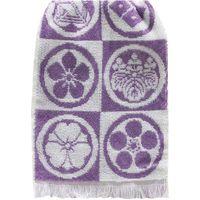 Cooling Towel - SAMURAI design - Polyethylene 55% Cotton 45% Eco Friendly Made in Japan thumbnail image