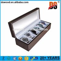 2017 Custom Made watch Boxes Watch Box With Pillow