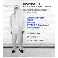 FAVAR SMS Non-Woven Isolation Gown Anti-splash thumbnail image