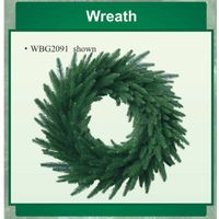Green Christmas Wreaths thumbnail image